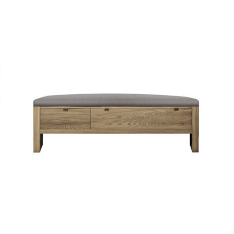 Image of Bed Bench