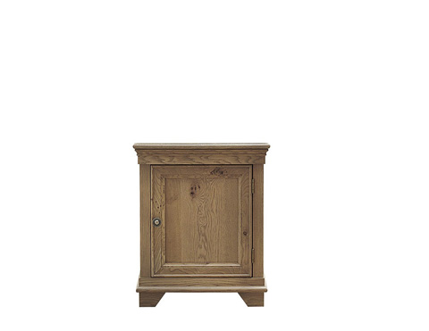 Image of One Door Nightstand