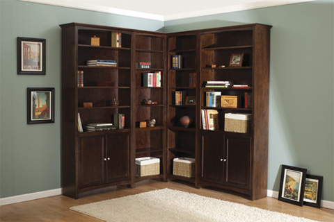 Image of McKenzie Alder Bookcase