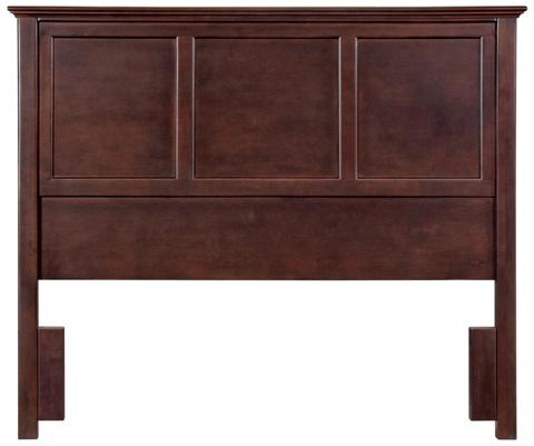 Whittier Wood Furniture - McKenzie Queen Headboard - 1357CAF