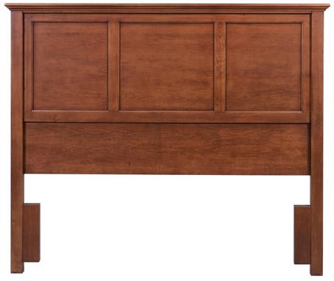Whittier Wood Furniture - McKenzie Queen Headboard - 1357GAC