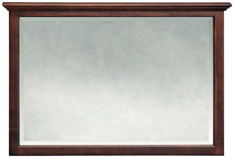 Whittier Wood Furniture - McKenzie Beveled Mirror - 1500CAF
