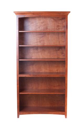 Whittier Wood Furniture - Center Wall Unit - 1610AEGAC