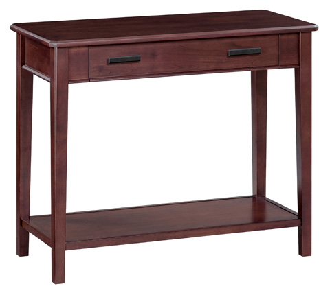 Whittier Wood Furniture - Stayton Entry Table - 3454CAF