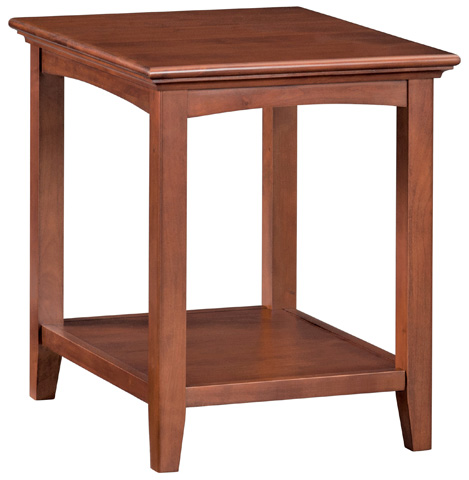 McKenzie Side Table 3498GAC
