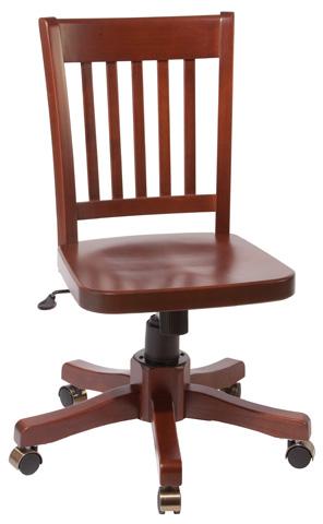 Whittier Wood Furniture - Hawthorne Office Chair - 688KFGAC