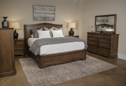 Image of Stonewood Collection Queen Bedroom Set