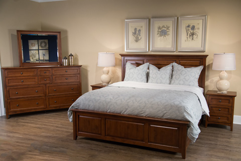 bedroom sets bernhardt broyhill more furnitureland