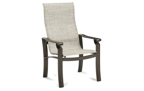 Winston Furniture Company, Inc - Ultimate High Back Dining Chair - J50041