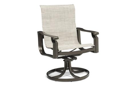 Winston Furniture Company, Inc - High Back Swivel Tilt Chair - J50049