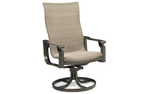 Winston Furniture Company, Inc - Ultimate High Back Swivel Tilt Chair - J70059