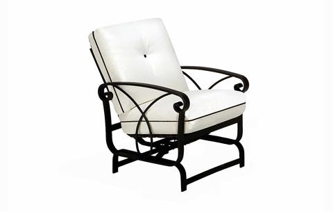 Winston Furniture Company, Inc - Spring Base Lounge Rocker - M23019