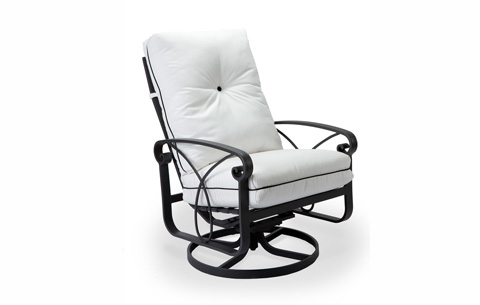 Image of High Back Swivel Tilt Lounge Chair