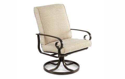 Winston Furniture Company, Inc - Swivel Tilt Dining Chair - M25049