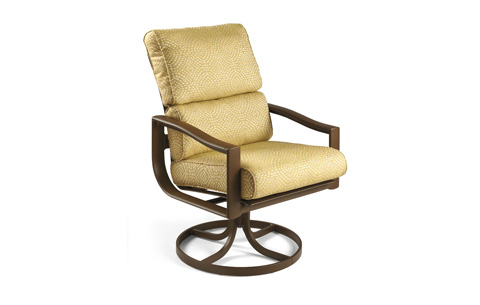 Image of Swivel Tilt Dining Chair