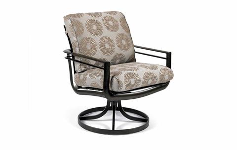 Winston Furniture Company, Inc - Swivel Tilt Dining Chair - M36049