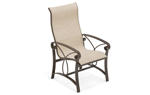 Winston Furniture Company, Inc - Ultimate High Back Dining Chair - M4341