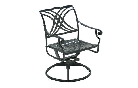 Winston Furniture Company, Inc - Swivel Tilt Dining Chair - M49049