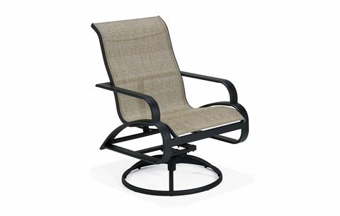 Winston Furniture Company, Inc - High Back Swivel Tilt Chair - M53049