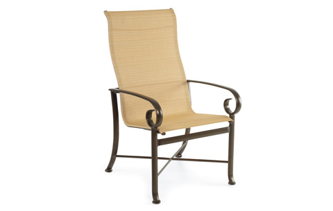 Winston Furniture Company, Inc - Ultimate High Back Dining Chair - M55041
