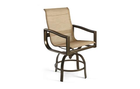 Winston Furniture Company, Inc - Swivel Balcony Height Stool - M59013B