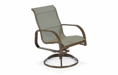Winston Furniture Company, Inc - High Back Swivel Tilt Chair - M62049
