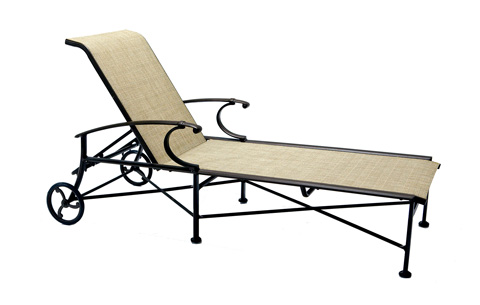 Winston Furniture Company, Inc - Chaise Lounge - M67009