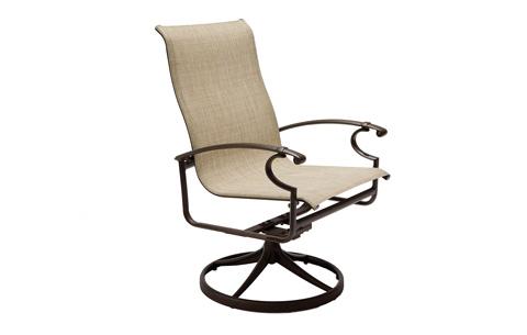 Winston Furniture Company, Inc - Swivel Tilt Dining Chair - M67049