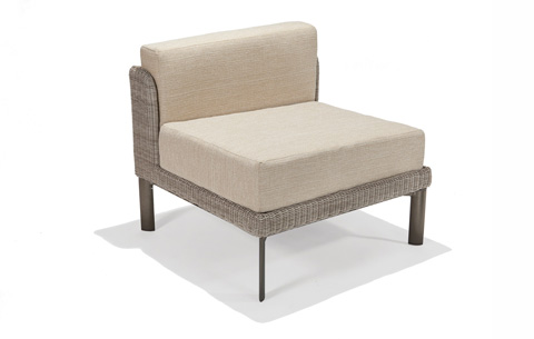 Winston Furniture Company, Inc - Armless Lounge Chair - M74002