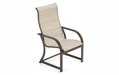 Winston Furniture Company, Inc - Ultimate High Back Dining Chair - M8041
