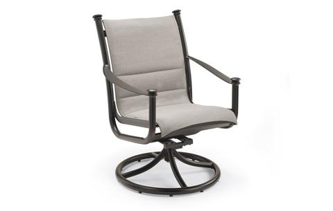 Winston Furniture Company, Inc - High Back Swivel Tilt Dining Chair - J5849PS