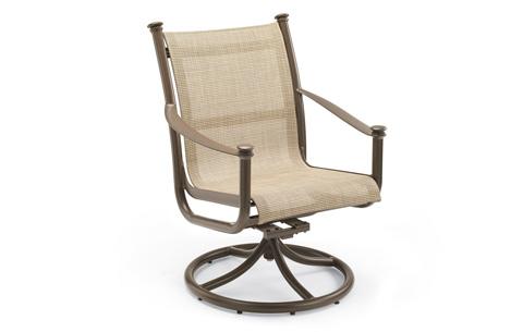 Winston Furniture Company, Inc - High Back Swivel Tilt Dining Chair - J5849S