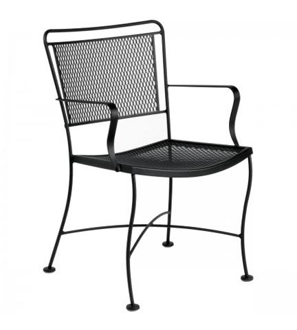 Woodard Company - Constantine Dining Arm Chair - 130009