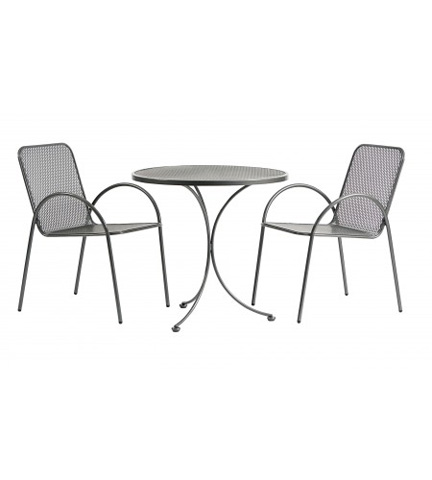 Woodard Company - Mesh Round Bistro Table - 190134