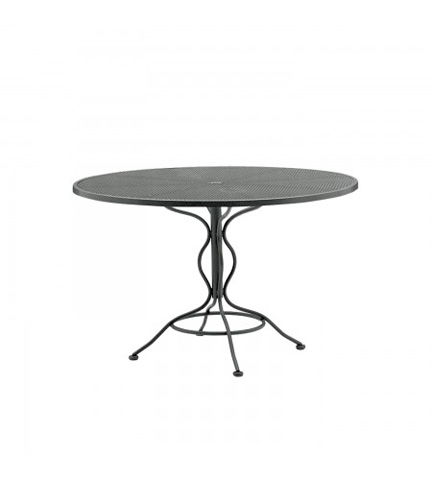 Woodard Company - Mesh Round Bistro Table - 190137