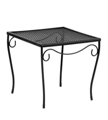 Woodard Company - Mesh Medium Square End Table - 190213