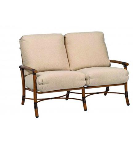Woodard Company - Glade Isle Cushion Loveseat - 1T0419