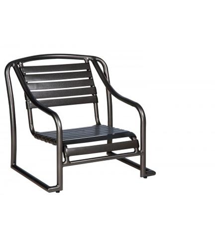 Woodard Company - Baja Strap Sand Chair - 230450