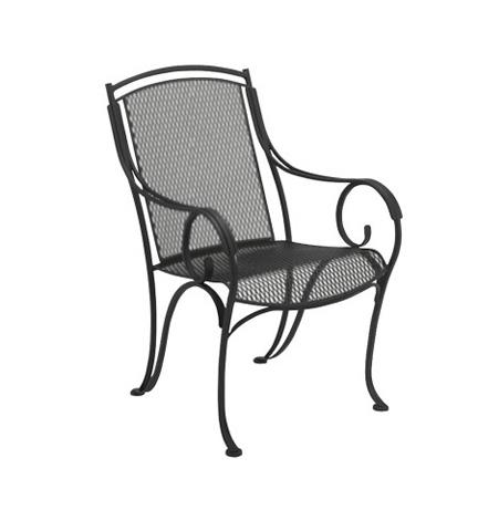 Woodard Company - Modesto Dining Arm Chair - 260001