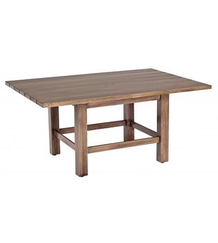 Woodard Company - Woodlands Rectangular Coffee Table - 2Q45BT