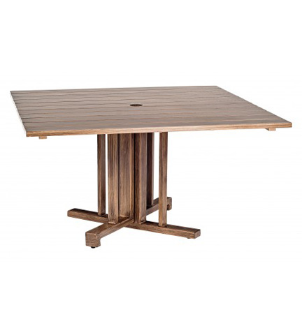 Woodard Company - Woodlands Rectangular Dining Table - 2Q84BT