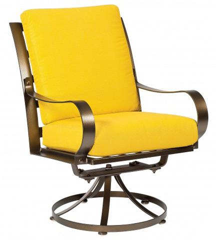 Woodard Company - Cascade Swivel Dining Arm Chair - 2W0072