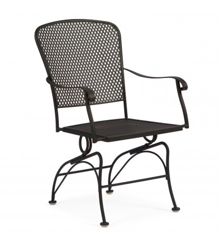Woodard Company - Fullerton Coil Spring Dining Chair - 2Z0066