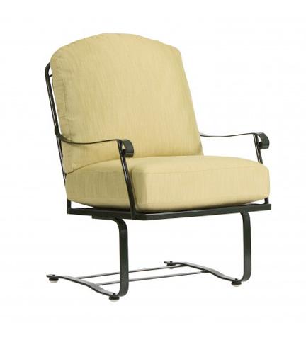 Woodard Company - Fullerton Spring Lounge Chair - 2Z0077