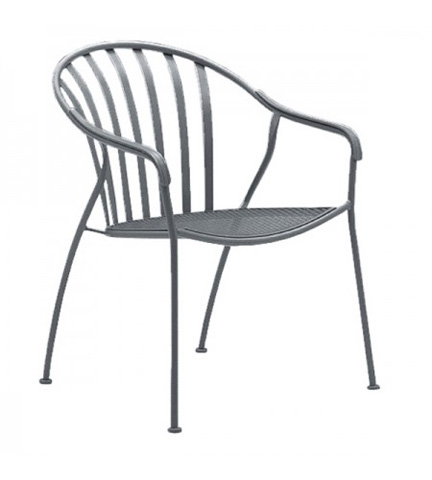 Woodard Company - Valencia Barrel Dining Chair - 310001