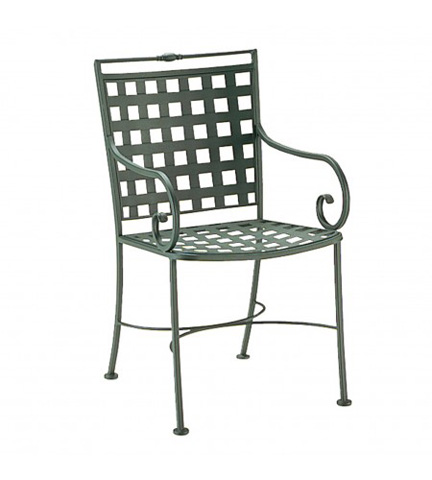 Woodard Company - Sheffield Dining Arm Chair - 3C0001