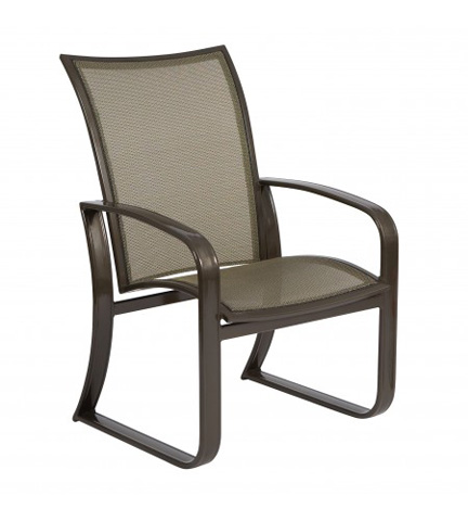Woodard Company - Cayman Isle Flex Dining Arm Chair - 3N0401