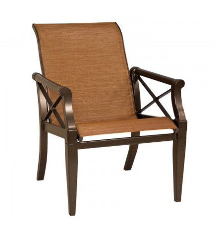 Image of Andover Sling Dining Arm Chair