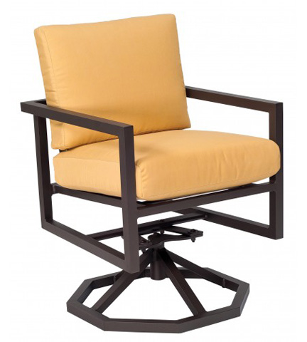 Woodard Company - Salona Swivel Rocker - 3Z0472