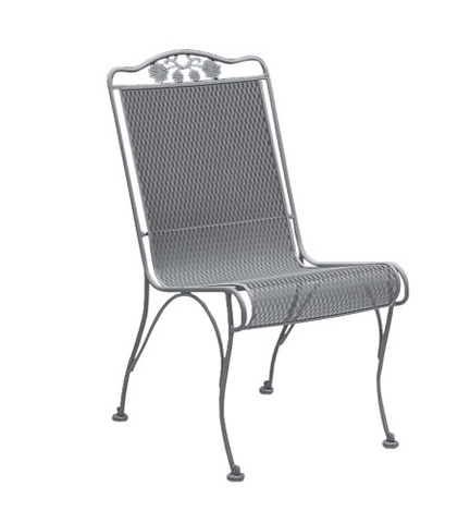 Woodard Company - Briarwood High-Back Dining Side Chair - 400002